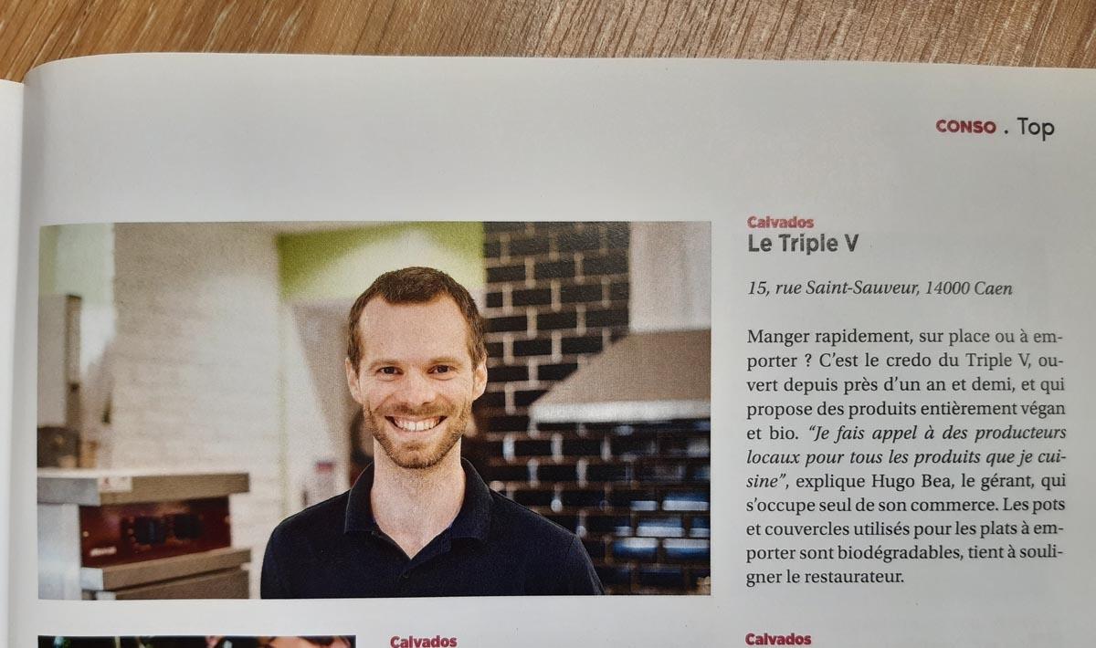 Normandie magazine Nov-Déc 2018