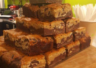 Pâtisserie bio et vegan à Caen - Brownies