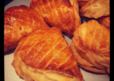 Pâtisserie bio et vegan à Caen - Chaussons aux pommes