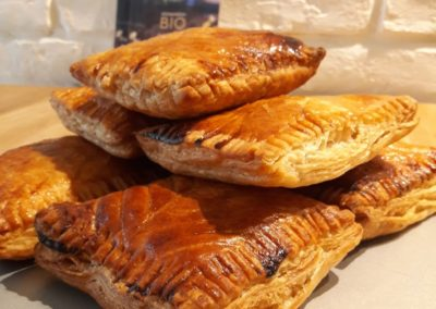 Pâtisserie bio et vegan à Caen - Galettes frangipane